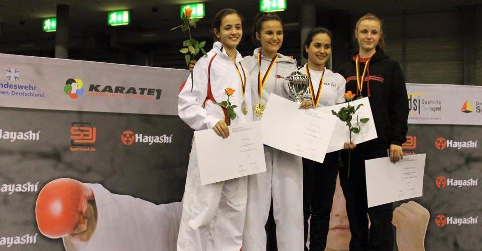 Super Erfolge bei der DM 2016 der Jugend, Junioren und U21 in Erfurt